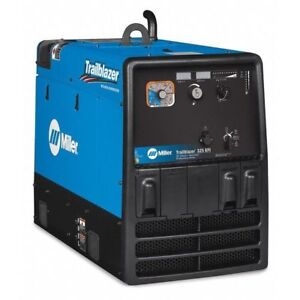 Engine Driven Welder electric 23 Hp Miller Electric 907754001