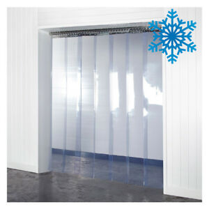 Pvc Strip For Walk in Coolers And Freezers Door Curtain