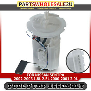 Power Fuel Pump Assembly For Nissan Sentra 1 8l 2 0l 2 5l 2002 2006 Sp4120m