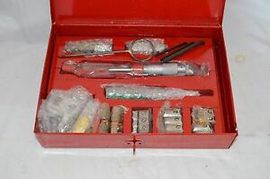 Van Norman Machine 944 Boring Bar Tools Kit 944s Heavy Duty Tool Set Gt