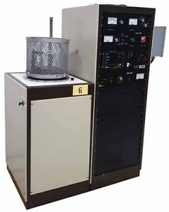 Denton Vacuum Dv 602 Lab Style Thermal Evaporation Deposition System Tag 6