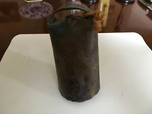 Antique Handmade Cow Bell