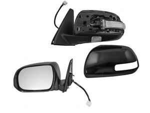 For 2010 2013 Toyota 4runner Power Heat Signal Puddle Light Left Side Mirror