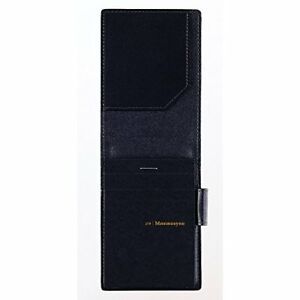Maruman Memo Cover Somesu A7 Nimoshine Leather Hn179la