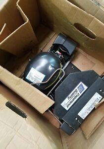 Emerson Copeland M2fh a033 iaa 103 1 3 Hp Refrigeration Condensing Unit 115 1
