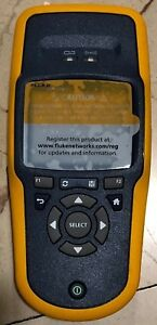 Fluke Networks Aircheck Wi fi Handheld Wireless Network Tester Air check