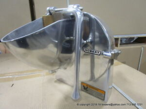 New Genuine Hobart Pelican Head Slicer Hub Attachment With S blade