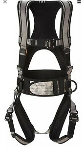Super Anchor Safety 6101 dgm Deluxe Full Body Harness Small Digital Camo With