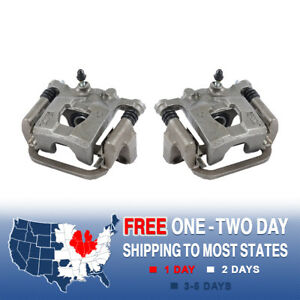 Rear Replacement Oe Brake Calipers Pair Kit For Nissan Maxima Altima