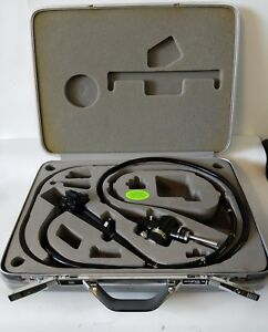 Olympus Cf 130s Evis Flexible Video Sigmoidoscope Endoscope Case