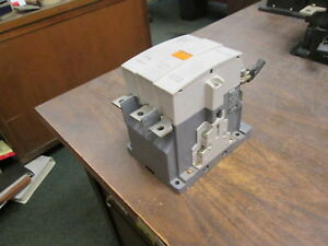 Benshaw Size 4 Contactor Rsc 150 100 240vac 100 220vdc Coil 210a 600v Used
