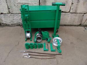 Greenlee 4000 Lbs Cable Wire Tugger Puller Works Fine