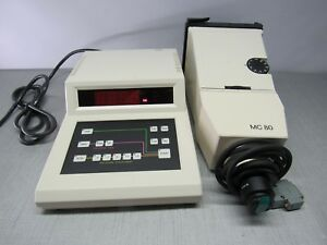 Carl Zeiss Mc80 Camera Exposure Controller With Microscope 45 60 56 Mc80