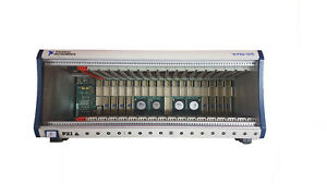 usa National Instruments Ni Pxie 1075 18 slot 3u Express Chassis