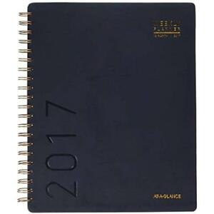 At a glance Electronics Features Weekly monthly Appointment Book planner 2017 X
