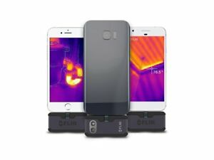Flir One Pro Lt Ios Thermal Imaging Camera Attachment 435 0012 03 Smartphone