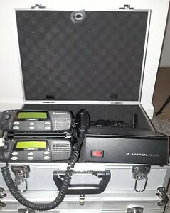Gmrs Portable Suitcase 40w Cdr1250uhf Repeater r Split 403 470mhz