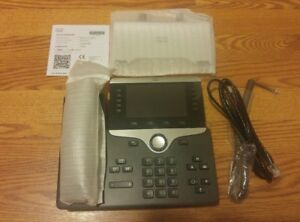 New Cisco Cp 8811 k9 Voip Office Phone
