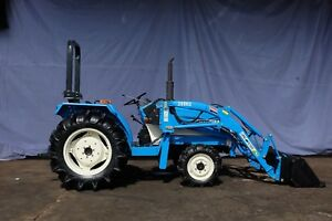Reconditioned Compact Utility Tractor 31 Hp Mitsubishi Mt2501