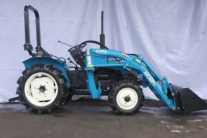 Mitsubishi Tractor | Rockland County Business Equipment ...