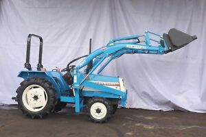 Reconditioned Compact Utility Tractor 27 Hp Mitsubishi Mt2201