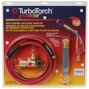 Turbo Oxyacetylene Torches Torch 0386 0835 Pl 8adlx b Extreme Air Acetylene Kit