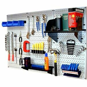 30 wrk 400wb Construction Boards Standard Workbench Metal Pegboard Tool