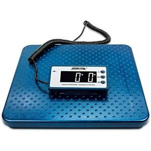 Accuteck Postal Scales 440lb Heavy Duty Digital Metal Industry Shipping Scale