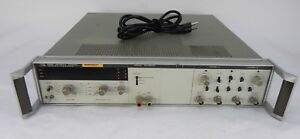 Vintage Hewlett packard Universal Counter 5328a