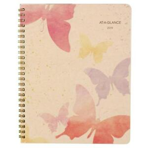At a glance 791 800g 18 Monthly Planner January 2019 2020 6 7 8 X