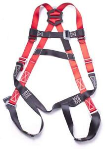 Gulfe Warehouse Adjustable Safety Harness Full body Picker W Pass Through
