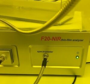 Filmetrics F20 Nir Thin Film Thickness Spectrometer System And Software