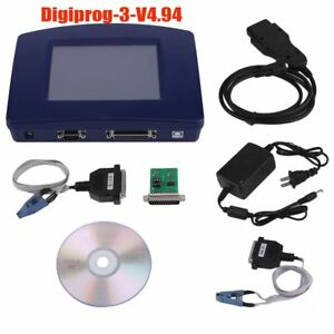 Newly Main Unit Of Digiprog Iii Digiprog 3 V4 94 With Obd2 St01 St04 Cable Oy
