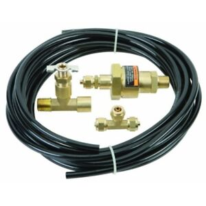 Automatic Compressor Tank Drain Kit Clog free Discharge