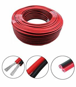 Wellite 50ft 12 2 Awg Gauge Electrical Wire Low Voltage For Landscape Lighting