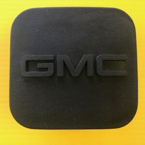 2 Gmc Trailer Hitch Receiver Cover Plug