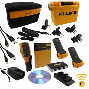 Fluke Ti125 Industrial commercial Infrared Camera 30hz