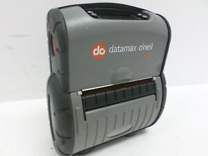 Datamax Rl4 Bluetooth Linerless 203dpi 4 Portable Barcode Printer H41001 100
