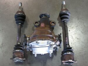 Jdm Nissan Skyline R33 Differential Gts T Rb25det Viscous Lsd With Axles