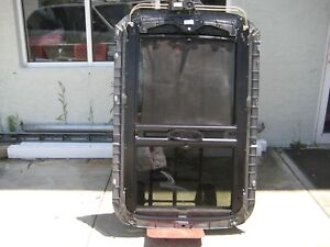 Bmw Mini Cooper S 2004 Sunroof Complete Assembly Oem