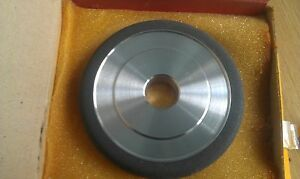 Diamond Semicircle Grinding Wheel 1ff1 14ff1 Any Bond All Dimensions poltava