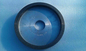 Diamond Recessed Flat Grinding Wheel 6a2 All Dimensions Poltava