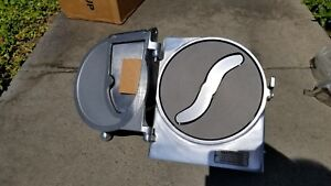 Genuine Hobart Pelican Head Slicer 12 Hub Attachment With S Blade New In Box