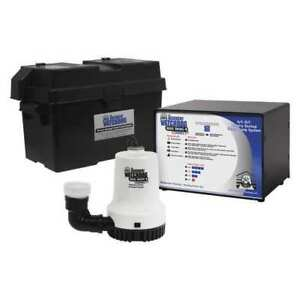 Bigdog sump Pump Basement Watchdog Bwd12 120c