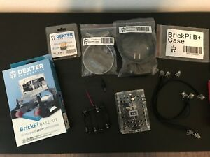Assembled Brickpi3 Starter Kit With Raspberry Pi 3 Lots Of Extras