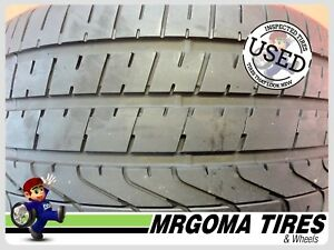 1 Pirelli Pzero Tm Ams Xl 295 30 20 Used Tire 86 Life No Patch P Zero 2953020