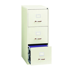 2 3 Drawer Metal Home Office Filing Cabinet File Storage Steel W key Black White