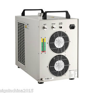 220v 50hz Cw 5000ai Water Chiller For One 5w 10w Solid state Laser Cooling