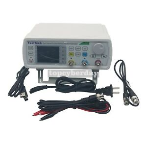 Fy6600 30mhz Dual Channel Function Arbitrary Waveform Dds Signal Generator Us