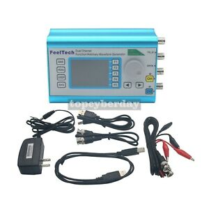 Fy2300h Arbitrary Waveform Generator 25mhz 2ch 250msa Frequency Signal Meter us